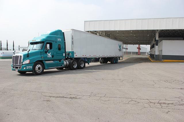緑ナンバートラック2
